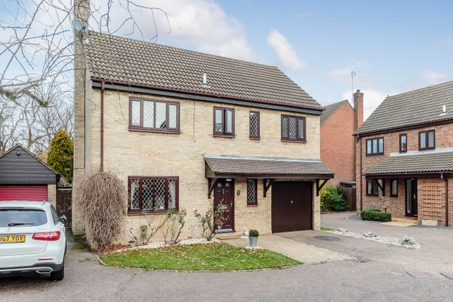 Thumbnail Detached house for sale in Conifer Drive, Brentwood, Essex