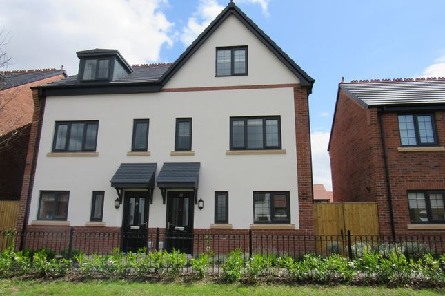 Thumbnail Semi-detached house for sale in Coppice View, Hull