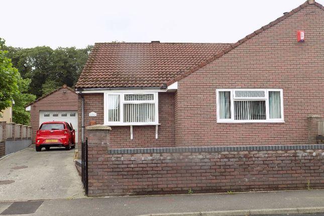 Thumbnail Bungalow for sale in Rock Terrace, Ynysybwl, Pontypridd