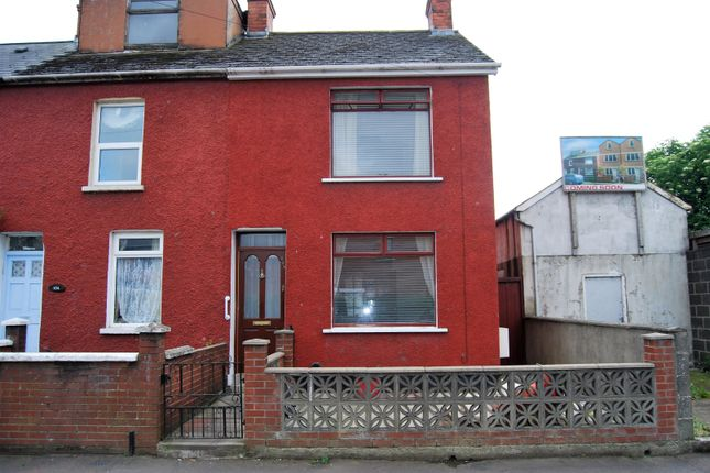 Thumbnail End terrace house for sale in Olympia Drive, Belfast