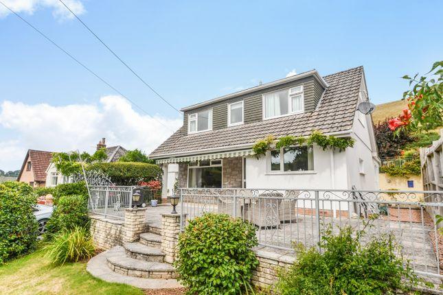 Thumbnail Detached house for sale in Rosea Bridge Lane, Combe Martin