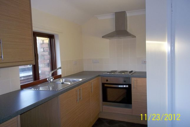 Thumbnail Flat to rent in North Street, Wisbech