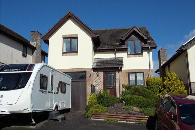 4 bed detached house for sale in Pengover Heights, Liskeard