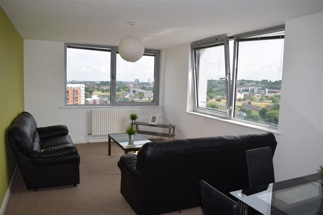 Thumbnail Flat to rent in Bispham House, Lace Street, Liverpool