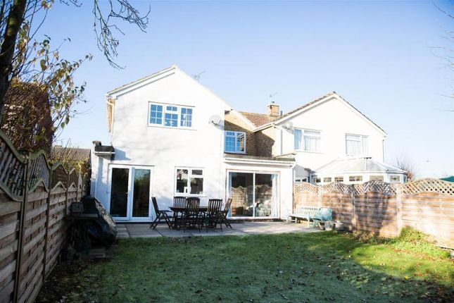 Thumbnail Semi-detached house for sale in Gallys Road, Windsor