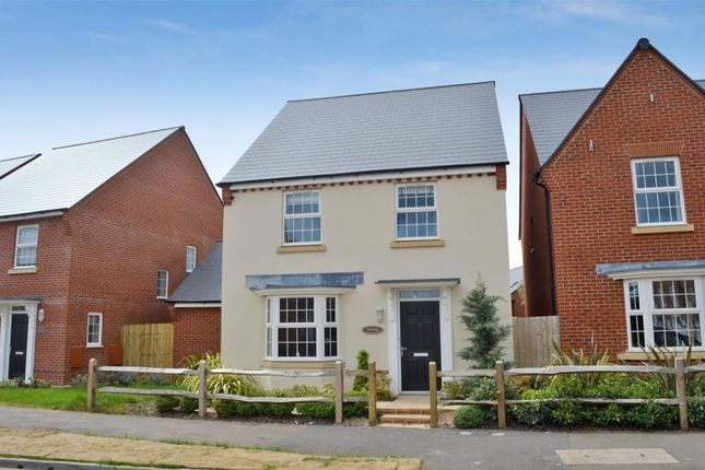 Thumbnail Detached house for sale in Port Stanley Close, Norton Fitzwarren, Taunton, Somerset