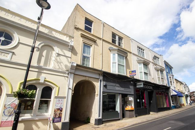 Thumbnail Flat to rent in Flat 1, 132A High Street, Ryde, Isle Of Wight