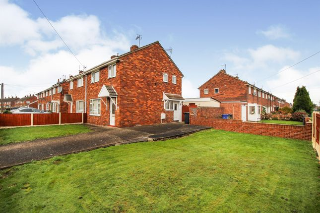 Thumbnail Semi-detached house for sale in Oldfield Road, Thorne, Doncaster