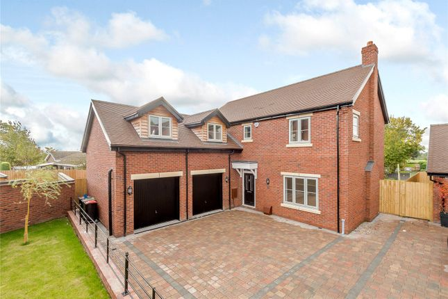 Thumbnail Detached house for sale in Withington, Shrewsbury