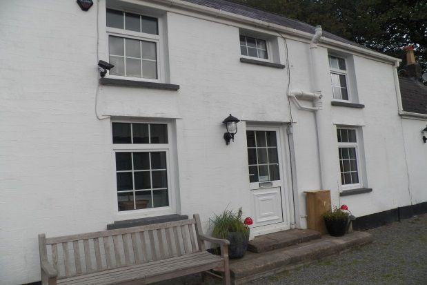 Thumbnail Property to rent in Meidrim, Carmarthen