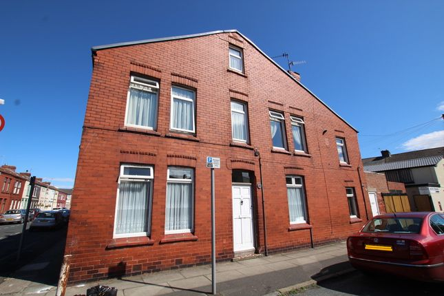 Thumbnail Flat to rent in Thornton Road, Bootle, Liverpool