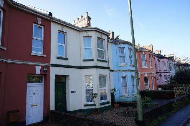 Thumbnail Terraced house for sale in Western Road, Ivybridge