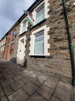 Thumbnail 2 bed terraced house to rent in Treasure Street, Trecorchy