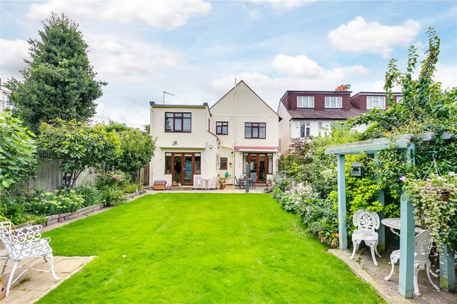 Thumbnail Detached house for sale in Elm Road, East Sheen, London