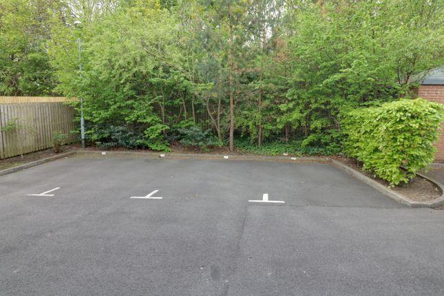 Parking Space of Hawks Edge, West Moor, Newcastle Upon Tyne NE12