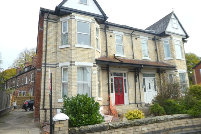 Flat for sale in Everett Road, Withington, Manchester