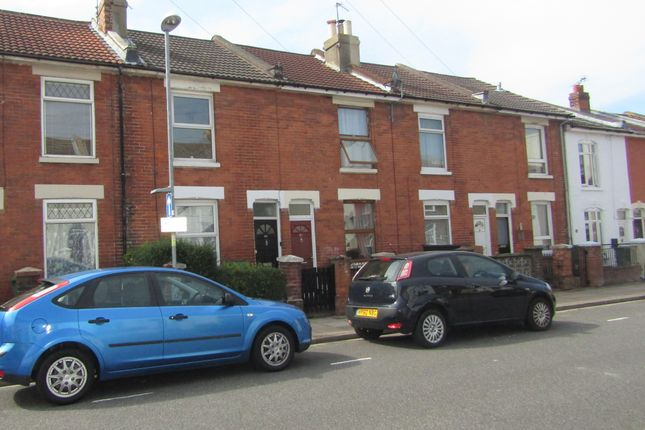 Thumbnail Terraced house to rent in Winstanley Road, Portsmouth, Hampshire