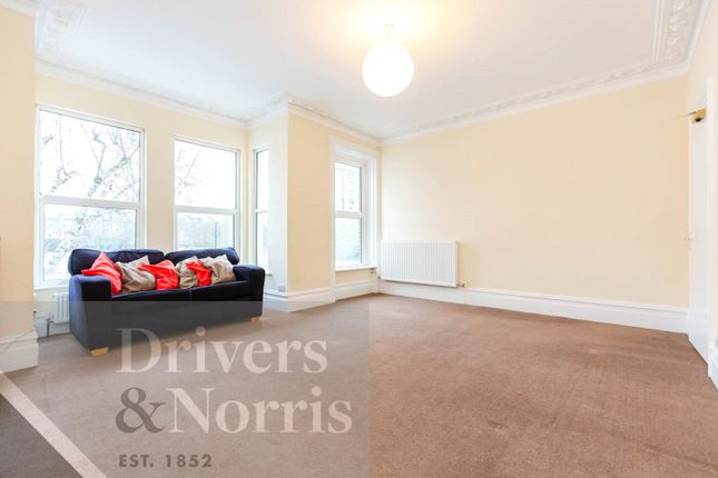 Thumbnail Flat to rent in Campdale Road, Tufnell Park, London
