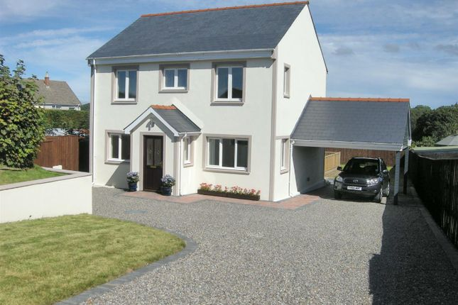 Thumbnail Detached house for sale in Brooklyns Close, Clarbeston Road