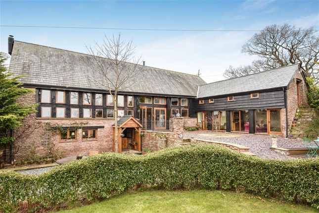 Thumbnail Barn conversion for sale in No 1 Penyworlod Barn, Rowlestone, Hereford