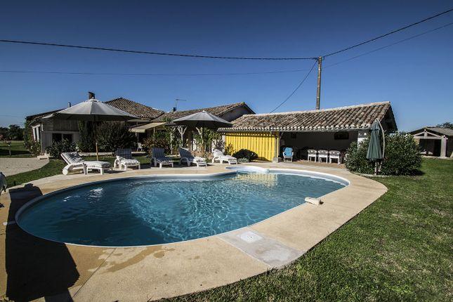 Thumbnail Property for sale in Bourgougnague, Lot Et Garonne, France