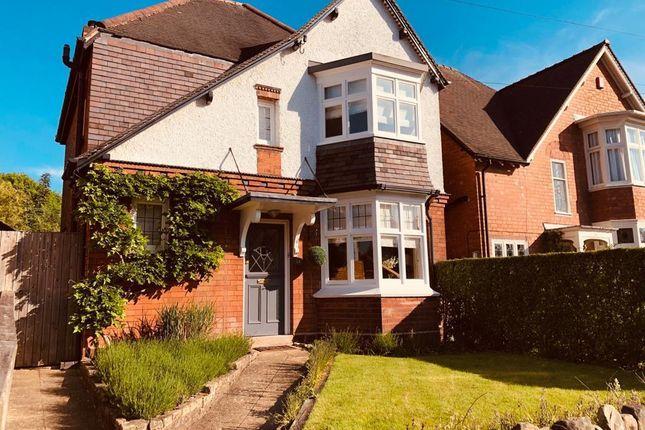 Detached house for sale in Park Hill Road, Harborne, Birmingham