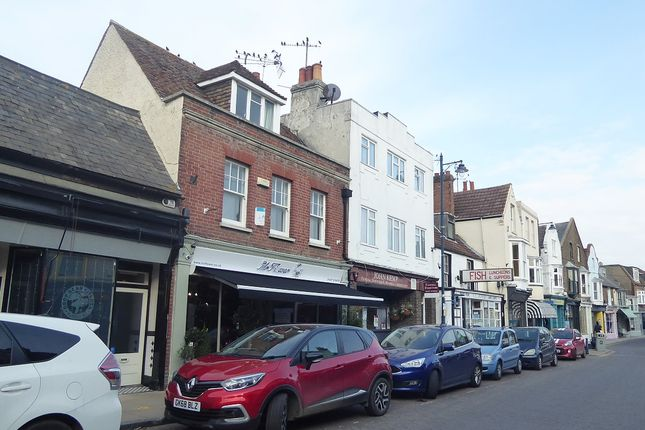 Thumbnail Maisonette to rent in Harbour Street, Whitstable