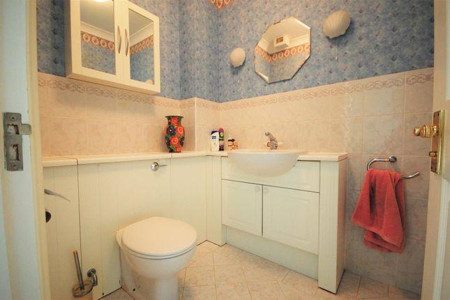 Cloakroom of Mallow Walk, St James Parish, Goffs Oak EN7
