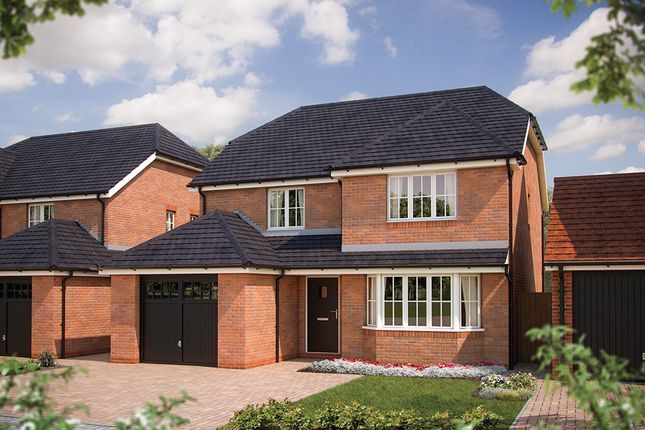 """Thumbnail Detached house for sale in """"The Haddon"""" at Holden Close, Biddenham, Bedford"""