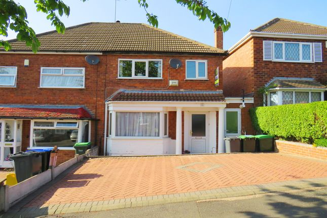 3 bed semi-detached house for sale in Eastwood Road, Great Barr, Birmingham