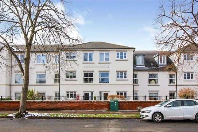 Thumbnail Flat for sale in Arlington Lodge, Arlington Avenue, Leamington Spa