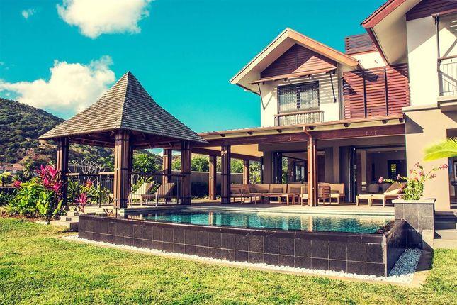 Thumbnail Villa for sale in Grande Riviere Noire, Rivière Noire District, Mauritius