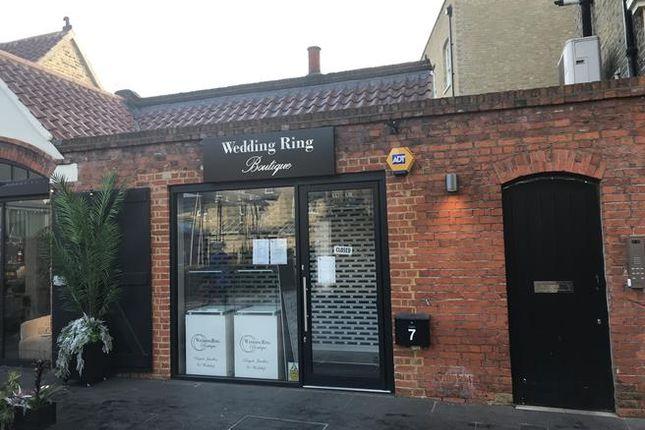 Thumbnail Retail premises to let in Greenwich Market, London