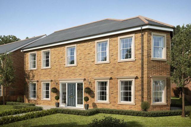 Thumbnail Detached house for sale in Plot 71, Mansion Gardens, Penllergaer, Swansea