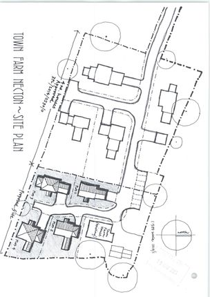 Thumbnail Land for sale in Rear Site At Town Farm, Chantry Lane, Necton, Swaffham