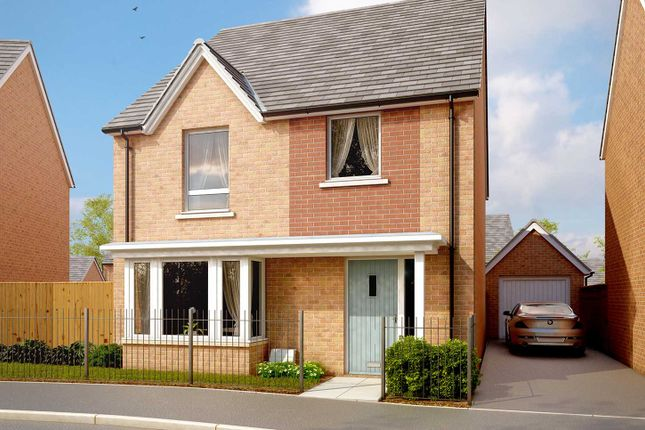 Thumbnail Detached house for sale in Old Castle Road, Longhedge, Salisbury