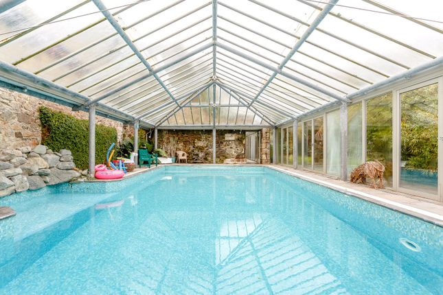 Swimming Pool of Fore Street, Marazion, Cornwall TR17