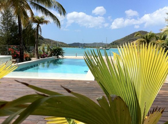 "Thumbnail Villa for sale in Villa ""Out Of The Blue"", Jolly Harbour, Antigua And Barbuda"