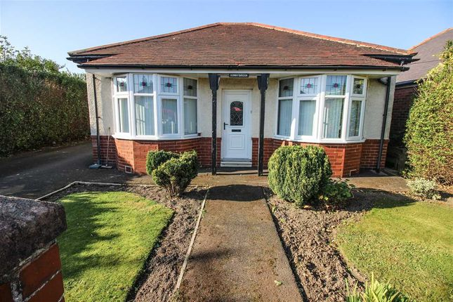 Thumbnail Bungalow to rent in Sunnybrook, Burradon Road, Annitsford