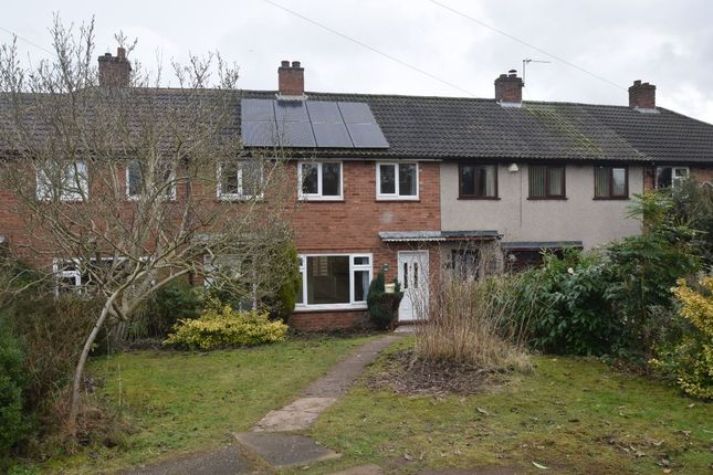3 bed terraced house to rent in Church Close, Shenstone, Lichfield WS14
