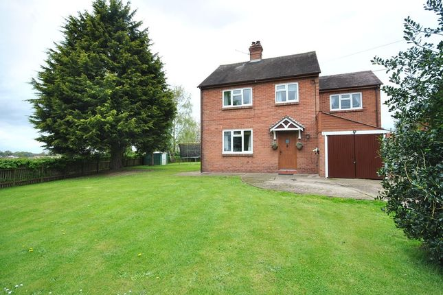 Thumbnail Detached house for sale in Edstaston, Wem, Shrewsbury
