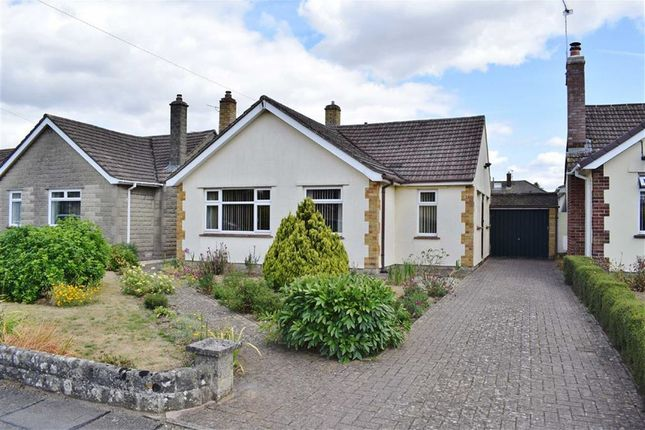Thumbnail Detached bungalow for sale in Sadlers Mead, Chippenham, Wiltshire