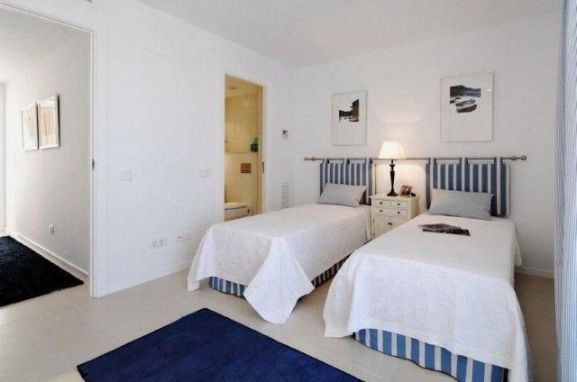 Bedroom 3 of Spain, Mallorca, Felanitx, Porto Colom