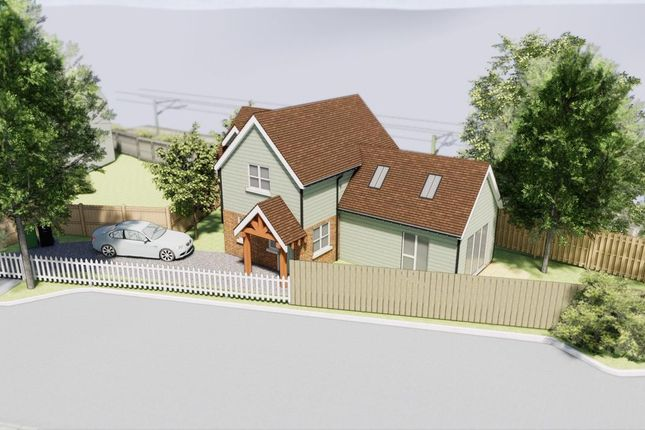Thumbnail Property for sale in Plot For Sale, Bull Stag Green, Hatfield