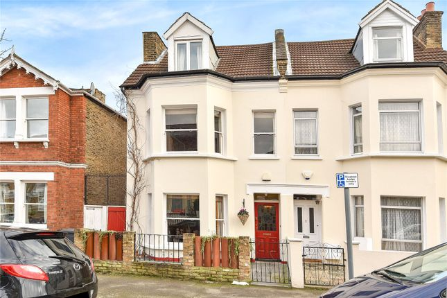 Thumbnail Semi-detached house for sale in Wiverton Road, London