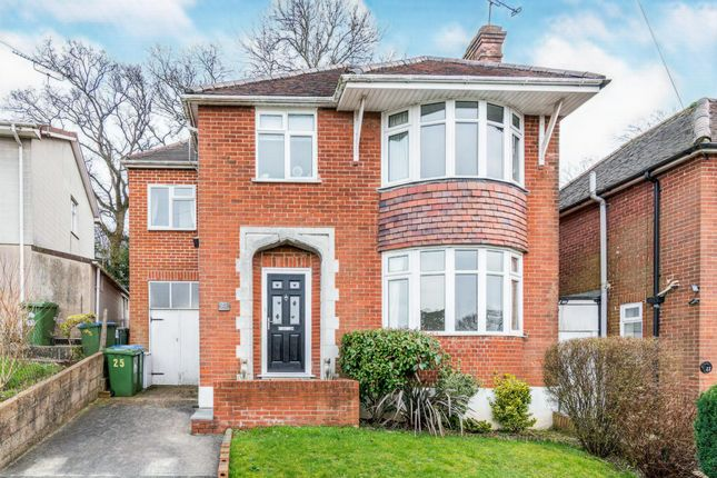 Thumbnail Detached house for sale in Glenfield Crescent, Southampton
