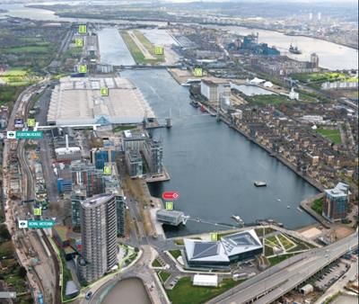 Office for sale in Block B, The Pump House, Seagull Lane, Royal Victoria Docks, London