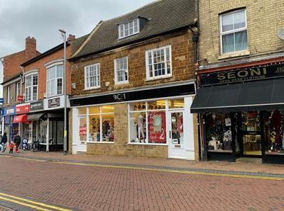 Thumbnail Retail premises for sale in 5 Cambridge Street, Wellingborough, Northamptonshire
