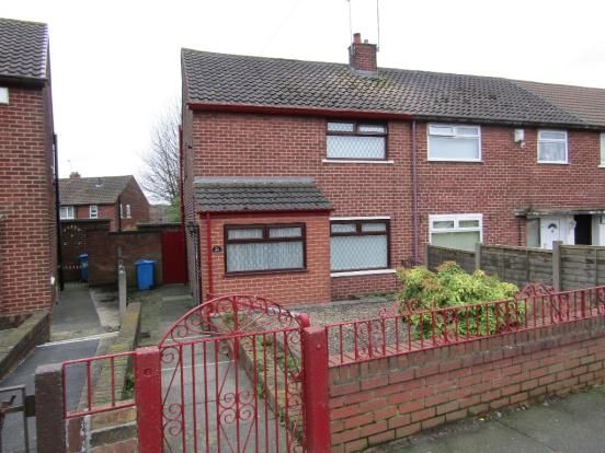 Thumbnail End terrace house to rent in Royal Avenue, Widnes