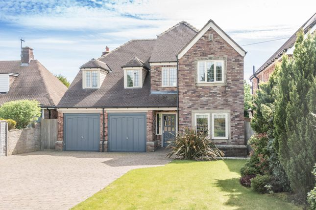 Thumbnail Detached house for sale in Newfield Lane, Dore, Sheffield